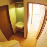 1階の手洗い(洗面所が2階のため…)