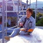 建材屋さんの44神田さん
