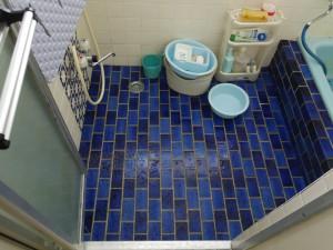元々のお風呂がこれです。