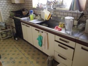 30年以上活躍していたキッチン