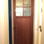 リビングのドア