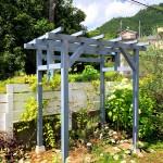 ガーデンパーゴラ