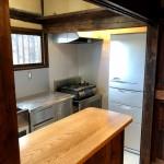 厨房スペースを新設