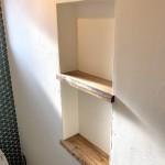 ニッチ型の棚