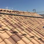 洋瓦の屋根