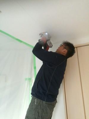 新しいリノベーション現場がスタートしました!~屋根裏増築編~