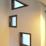 明かり取りの小窓