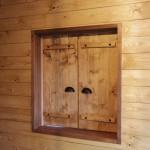 押入れ収納の隣の扉