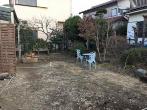 青梅駒木町新築現場、ただ今絶賛工事中です!(^^)!