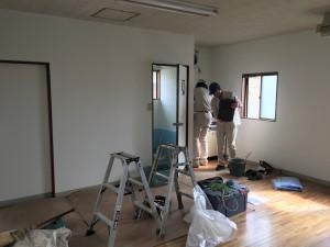 青梅西分店舗改修現場完工報告!