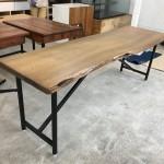 テーブルに造り替えました♪