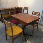 テーブル席♬