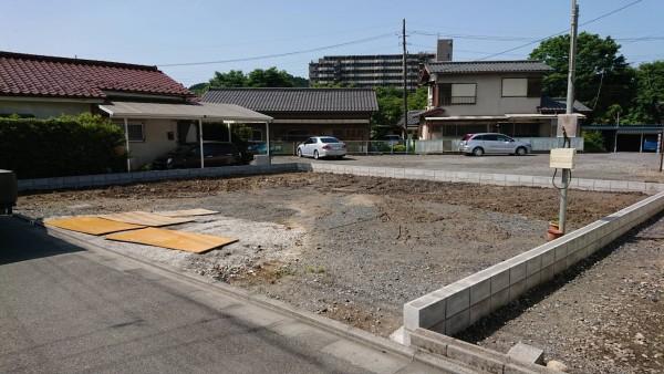 青梅市千ヶ瀬町新築現場完了報告(^o^)