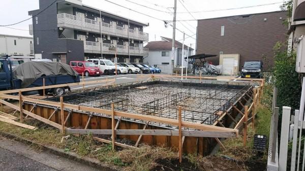 羽村新築現場完工報告です(^_^)